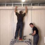 Акриловые, виниловые, ламинированные панели для отделки стен и ремонта офиса