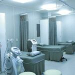 Стеновые панели для отделки стен в больницах вирусных отделениях коронавируса covid-19 гипсокартон окрашенный гкл