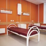 стеновые панели для инфекционных отделений больниц covid ламинированный окрашенный гипсокартон гкл